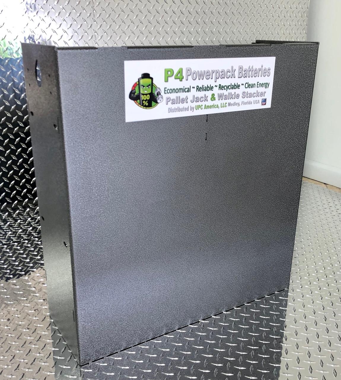 Pallet Jack Battery 24 Volt