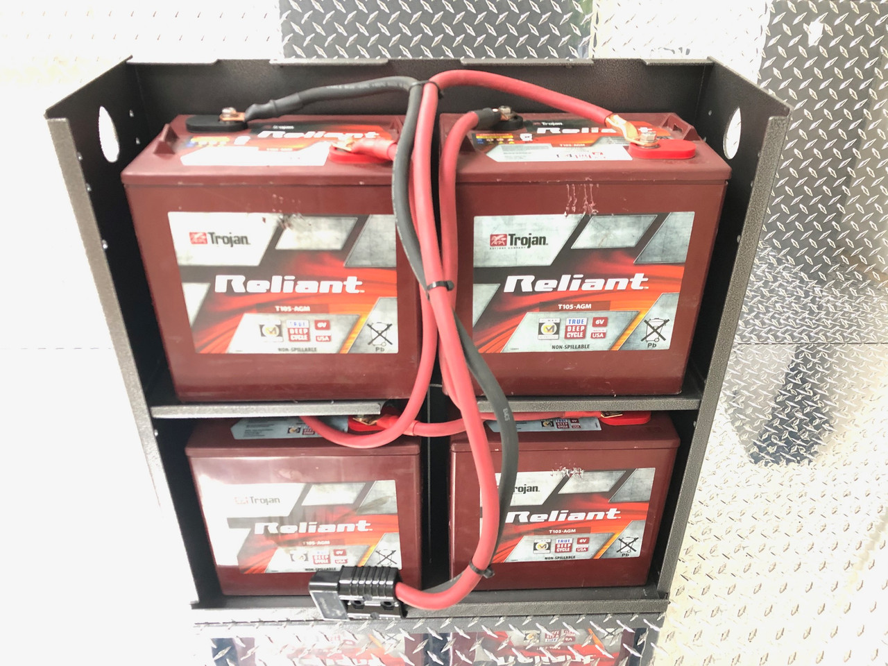 Powerpack 24 Volt Battery for Pallet Jacks or Stackers