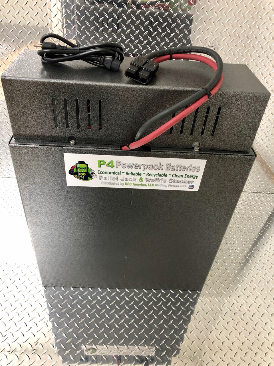 24 Volt Electric Walkie Stacker Battery