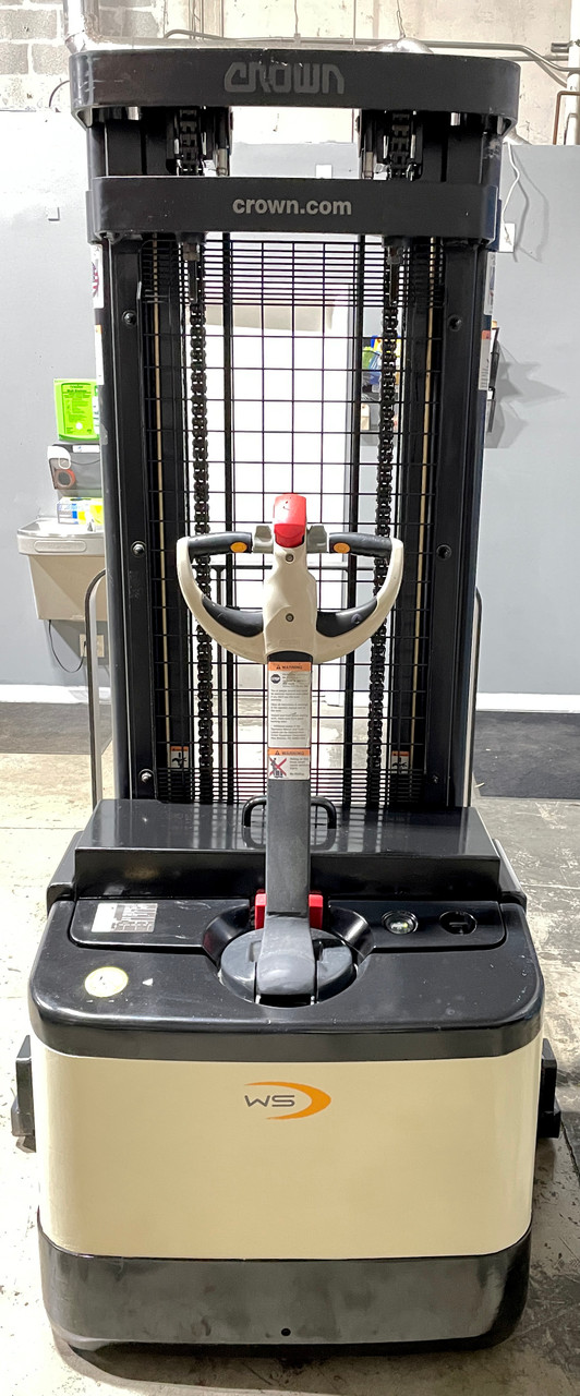 Used Electric Stacker For Sale