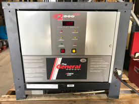 The General 12 Volts 550 Amp Hour 3 PH 208/240/480 Charger
