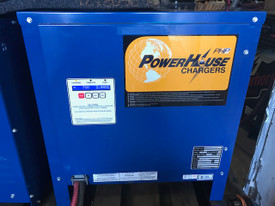 Powerhouse 36 VOLT Battery Charger  3PH, 1050 AMP HOUR 208/240/480