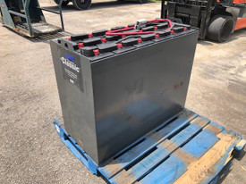 36 Volt 2018 GNB Industrial Battery 18 Cells 875 Amp Hours Type EO
