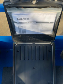 2016 Genie Electric Scissor Lift GS1930 New Batteries Only 140 Hours