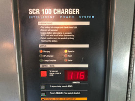 GNB Industrial Battery Charger SCR100 Model