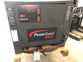36 Volt Hawker Battery Charger 3 Phase 680 Amp Hour 208/240/480 Volts Input