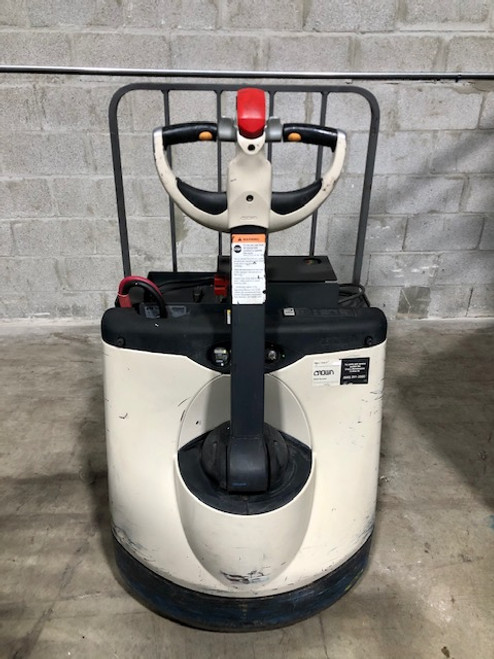 Used Crown Electric Pallet Jack For Sale