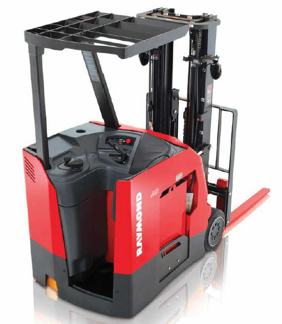 Pre-Owned Raymond Electric Forklift