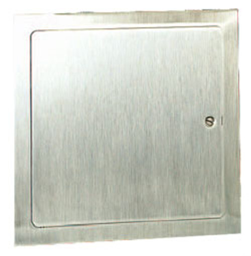 """Elmdor Dry Wall Access Door Stainless Steel - 6"""" x 6"""""""
