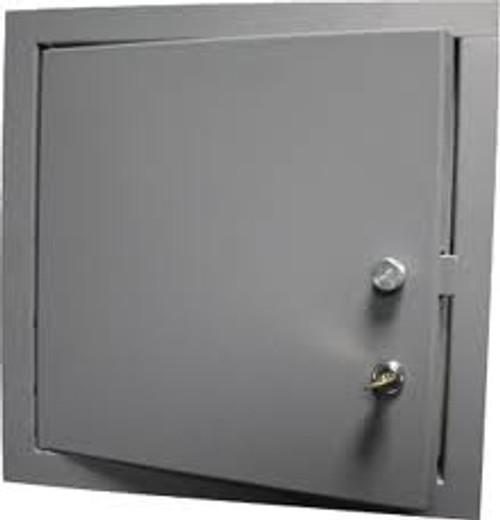 """Elmdor Exterior Steel Access Door ED - 12"""" x 12"""""""