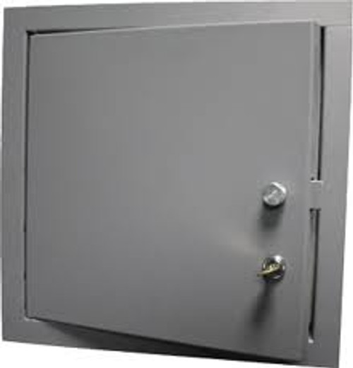 "Elmdor Exterior Steel Access Door ED - 12"" x 12"""