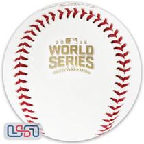 2016 World Series Official MLB Rawlings Baseball Chicago Cubs - Boxed