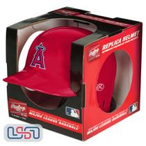 Los Angeles Angels Rawlings Mini MLB Baseball Batting Helmet