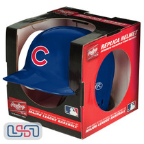 Chicago Cubs Rawlings Mini MLB Baseball Batting Helmet