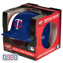 Minnesota Twins Rawlings Mini MLB Baseball Batting Helmet