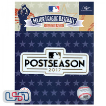 2017 Postseason MLB Logo Jersey Sleeve Patch Licensed Astros Dodgers
