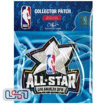 2018 All Star Game NBA Logo Jersey Sleeve Patch Licensed Los Angeles