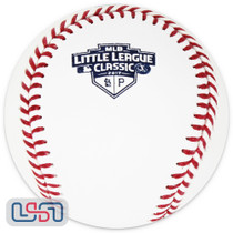 2017 Little League Classic MLB Rawlings Baseball Pirates Cardinals - Boxed