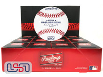 (12) Oakland Athletics 50th Anniversary MLB Rawlings Baseball Boxed - Dozen