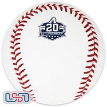 Arizona Diamondbacks 20th Anniversary Official MLB Rawlings Baseball - Boxed