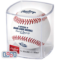Arizona Diamondbacks 20th Anniversary Official MLB Rawlings Baseball - Cubed