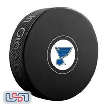 St. Louis Blues Official NHL Logo Souvenir Autograph Hockey Puck