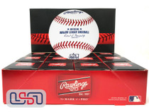 (12) Rawlings 2018 Albert Pujols 3000 Hits MLB Baseball Angels Boxed - Dozen