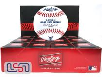 (12) 2018 Home Run Derby MLB Baseball Washington Nationals Boxed - Dozen