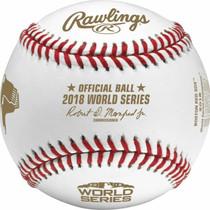 2018 World Series Champions MLB Rawlings Baseball Boston Red Sox - Boxed