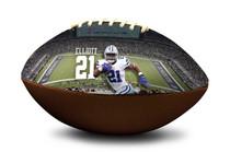 Ezekiel Elliott #21 Dallas Cowboys NFL Full Size Official Licensed Football
