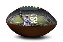 Jason Witten #82 Dallas Cowboys NFL Full Size Official Licensed Football