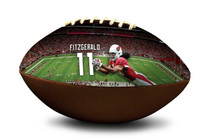 Larry Fitzgerald #11 Arizona Cardinals NFL Full Size Official Licensed Football