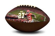 Kareem Hunt #27 Kansas City Chiefs NFL Full Size Official Licensed Football