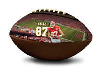 Travis Kelce #87 Kansas City Chiefs NFL Full Size Official Licensed Football