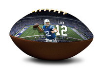 Andrew Luck #12 Indianapolis Colts NFL Full Size Official Licensed Football