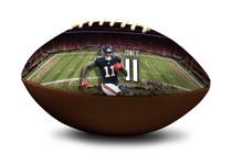 Julio Jones #11 Atlanta Falcons NFL Full Size Official Licensed Football