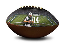 Sam Darnold #14 New York Jets NFL Full Size Official Licensed Football