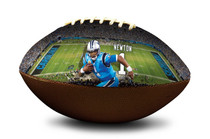 Cam Newton #1 Carolina Panthers NFL Full Size Official Licensed Football
