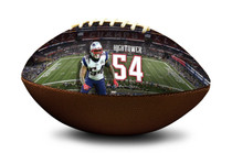 Dont'a Hightower New England Patriots NFL Full Size Official Licensed Football