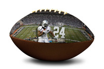 Marshawn Lynch #24 Oakland Raiders NFL Full Size Official Licensed Football