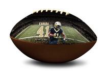Alvin Kamara #41 New Orleans Saints NFL Full Size Official Licensed Football