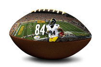 Antonio Brown #84 Pittsburgh Steelers NFL Full Size Official Licensed Football