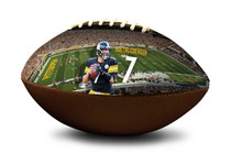 Ben Roethlisberger Pittsburgh Steelers NFL Full Size Official Licensed Football