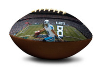 Marcus Mariota #8 Tennessee Titans NFL Full Size Official Licensed Football