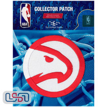 Atlanta Hawks NBA Official Licensed Alternate Team Logo Iron Sewn On Patch