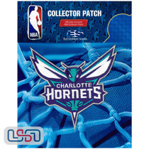 Charlotte Hornets NBA Official Licensed Primary Team Logo Iron Sewn On Patch
