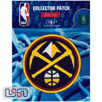 Denver Nuggets NBA Official Licensed Primary Team Logo Iron Sewn On Patch