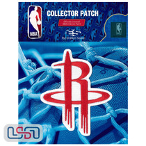 Houston Rockets NBA Official Licensed Secondary Team Logo Iron Sewn On Patch