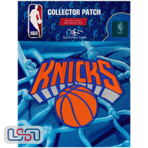 New York Knicks NBA Official Licensed Alternate Team Logo Iron Sewn On Patch