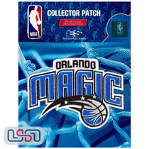 Orlando Magic NBA Official Licensed Primary Team Logo Iron On Jersey Patch